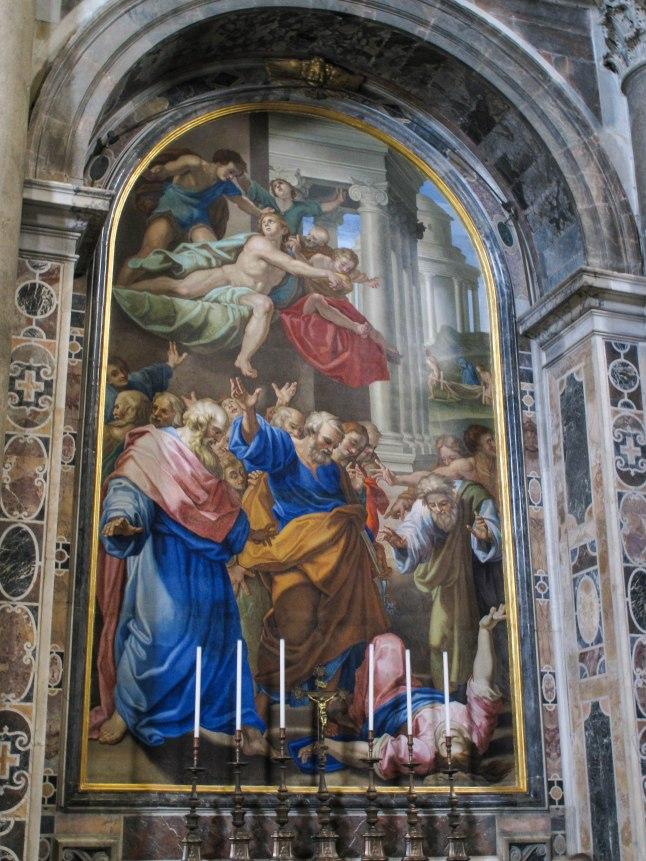 Mosaic, St. Peter's Basilica